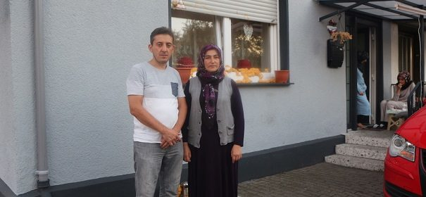 Rasim und Emine Yiğit © Perspektif, bearbeitet by iQ.