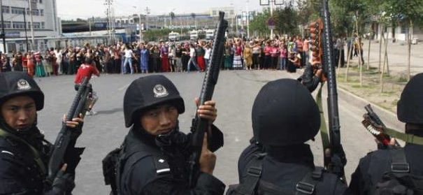 Unterdrückung der muslimischen Uiguren in China (c)Facebook