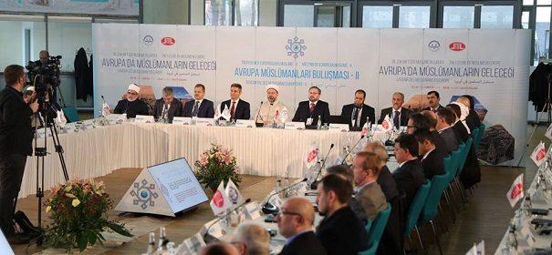 Tagung - Zukunft der Muslime in Europa - II