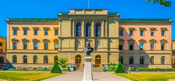 Universität Genf © Shutterstock