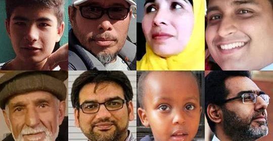Christchurch Opfer (c)facebook, bearbeitet by islamiQ
