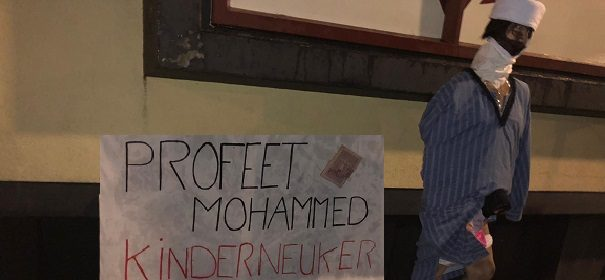 Angriff auf Moschee in Den Haag