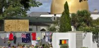 Al-Noor Moschee in Christchurch