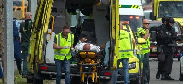 Terroranschlag in Christchurch