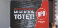 NPD Plakate (c)facebook, bearbeitet by iQ