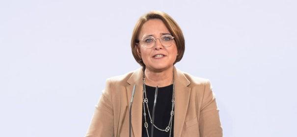 Annette Widmann-Mauz fordert Kopftuchverbot