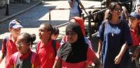 Kopftuchverbot, Klassenfahrten, Kopftuch