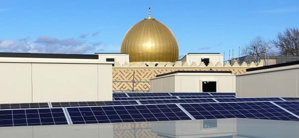 Moschee Cambridge