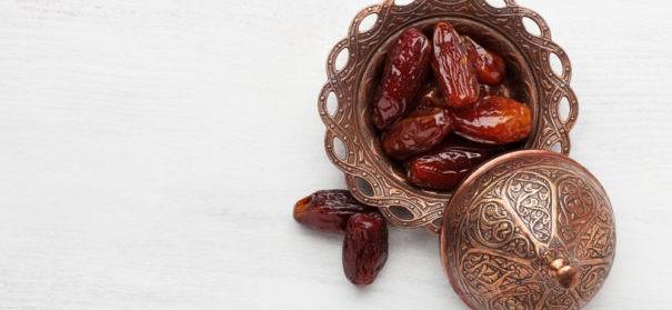 Symbolbild: Iftar, Ramadan-Kalender