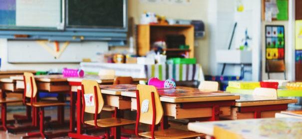 Symbolbild: Schule, Unterricht © shutterstock, bearbeitet by iQ
