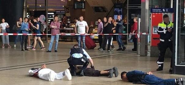Muslime, Polizei, Köln