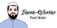 Imam-Kolumne, Farid Heider, Imam