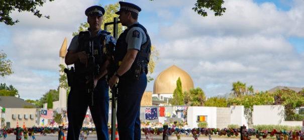 Terroranschlag auf Moschee in Christchurch © Shutterstock, bearbeitet by iQ