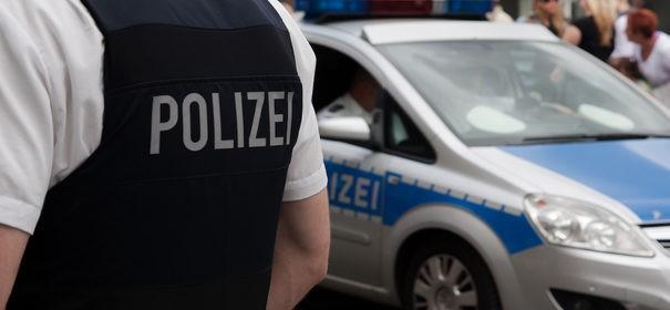 Symbolbild: Polizei - Muslimin angegriffen