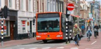 Bus, Gesichtsschleier