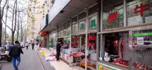 Halal Zeichen verbot in Peking (c)shutterstock, bearbeitet by iQ