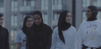 Screenshot: Toronto Raptors Imagefilm zum neuen Hijab