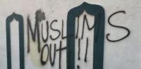 Symbolbild: Islamfeindlichkeit KRM © Twitter, bearbeitet by iQ.