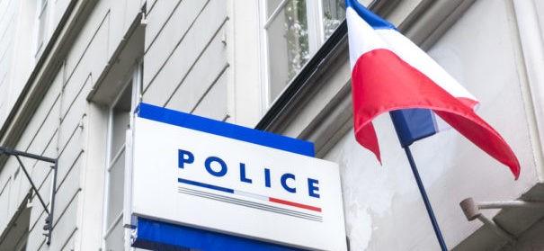 Frankreich, Polizei, Muslimin, Kopftuch