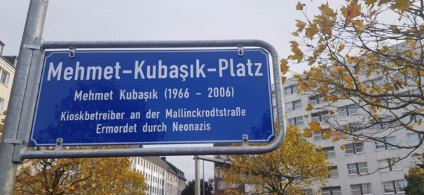 Mehmet-Kubaşık-Platz © facebook, bearbeitet by iQ