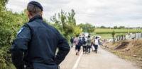 Symbolbild: Kroatische Polizei © Shutterstock, bearbeitet by iQ.