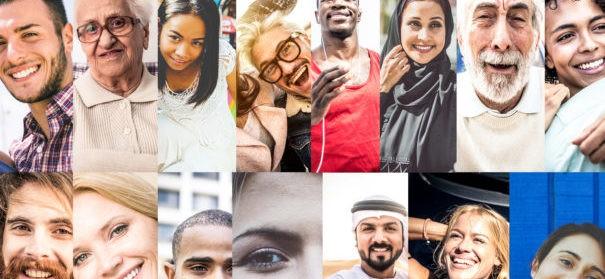 Zuwanderer - Kulturelle Vielfalt © shutterstock, bearbeitet by iQ