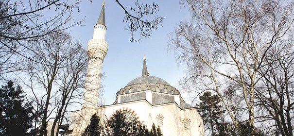 Moscheen in Europa