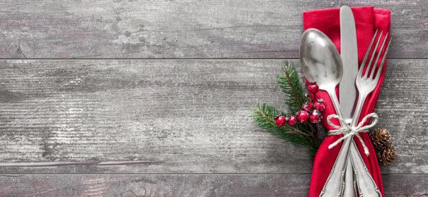 Weihnachtsessen für Obdachlose