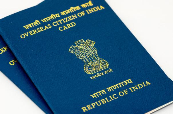 Staatsbürgerschaft Indien