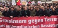 Nach Hanau: Tausende demonstrieren gegen Islamfeindlichkeit