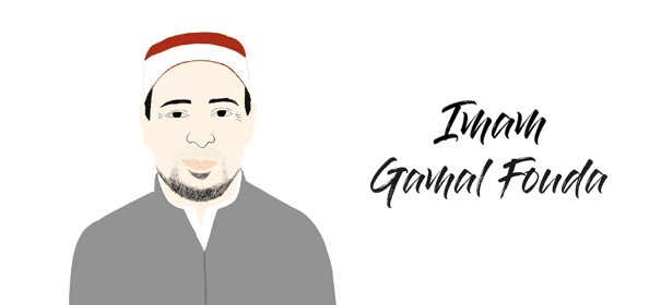 Christchurch Imam Gamal Fouda