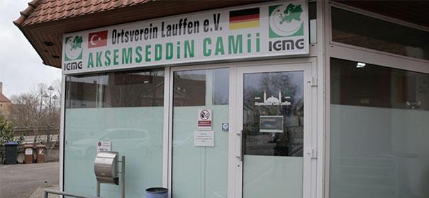 IGMG-Moschee in Lauffen