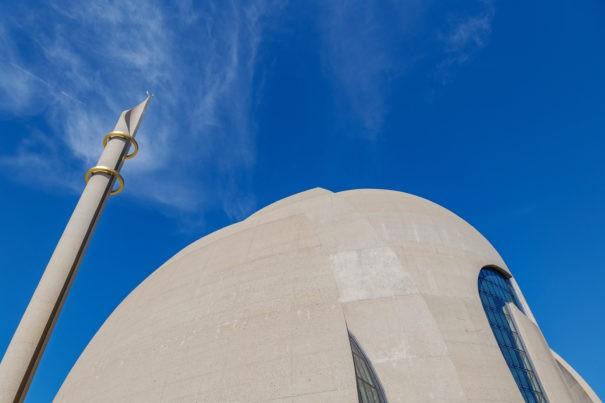 Symbolbild: Moscheen in Corona-Pandemie (c)shutterstock, bearbeitet by iQ