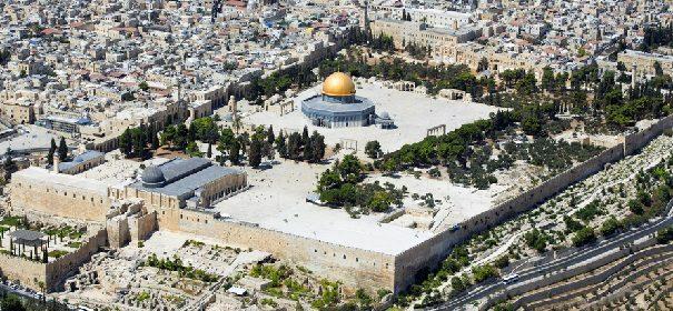 Symbolbild: Al-Kuds, Masjid al-Aqsa, Miradsch