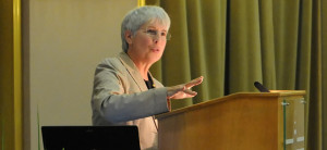 "Islamwissenschaftlerin Prof. Dr. Gudrun Krämer (Foto: Exzellenzcluster ""Religion, Islam und Politik"")"