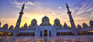 Shaikh Zahed Moschee