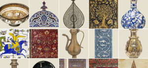 Einige der Ausstellungsstücke im Museum für Kunst und Gewerbe, islamische Archäologie und Kunst © MKG Hamburg