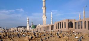 Prophetenmoschee Medina