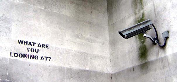 Überwachung überall und jederzeit? China und Uiguren © by nolifebeforecoffee auf Flickr (CC BY 2.0), bearbeitet islamiQ