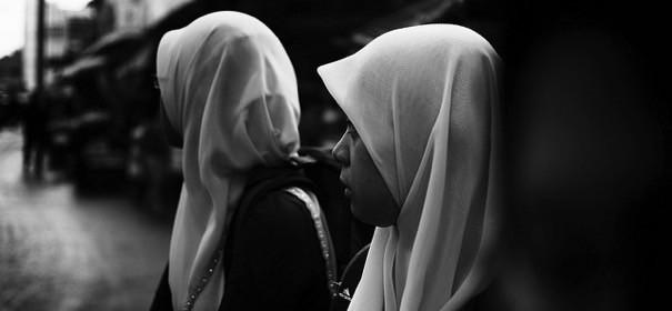 Frauen mit Kopftuch sind häufiger Opfer von Diskriminierung