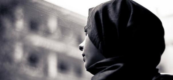 Kopftuch Muslimin
