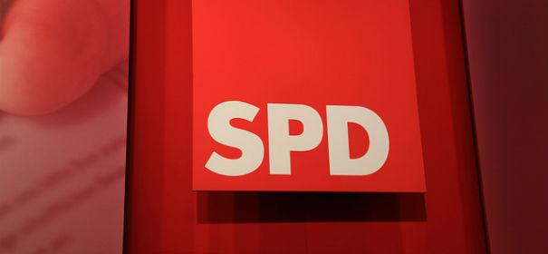 SPD © Metropolico.org auf flickr, bearbeitet by IslamiQ