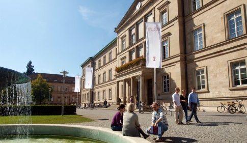 Universität Tübingen. © UT