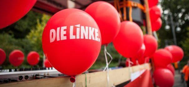 Die Linke © Facebook/DieLinke