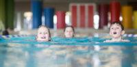Badebekleidung, Schwimmunterricht