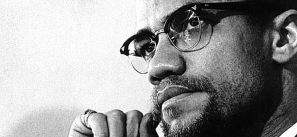Malcolm X © http://bit.ly/2mhVPzk