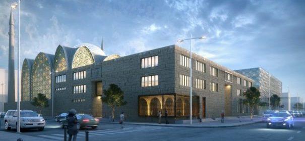 Neue Moschee für Stuttgart
