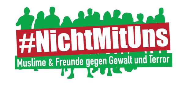 #NichtMitUns - Gegen Gewalt und Terror © Facebook