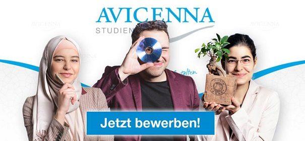 Avicenna startet Bewerbungsphase