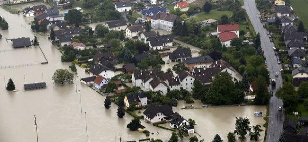 Symbolbild: Hochwasser in Niedersachsen